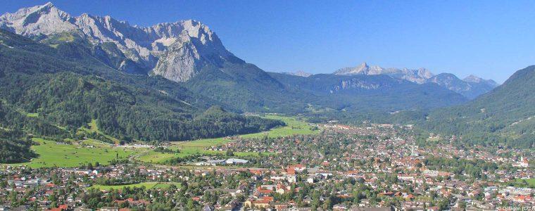 Unterwegs mit der Mittenwaldbahn von Innsbruck nach Garmisch-Partenkirchen