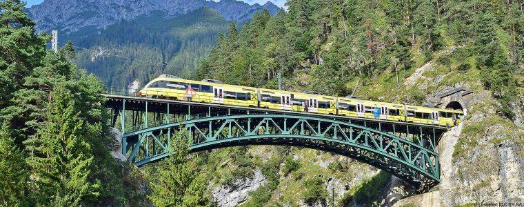 Die Mittenwaldbahn nach der Jahrtausendwende